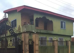 Blocks of Flats House for sale Isihor, Ugbowor Oredo Edo