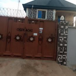 Blocks of Flats House for sale LASU igando road Ikotun/Igando Lagos