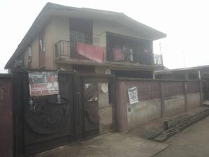 Blocks of Flats House for sale Off Akoberu road Okokomaiko Ojo Lagos