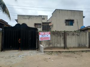 10 bedroom Blocks of Flats House for sale Off NNPC Bus-stop Ejigbo Ejigbo Lagos