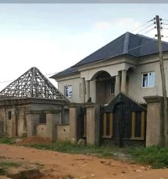 Blocks of Flats House for sale AMJE close to bus stop Alagbado Abule Egba Lagos