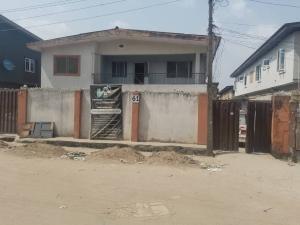 Blocks of Flats House for sale Community Road  Akoka Yaba Lagos