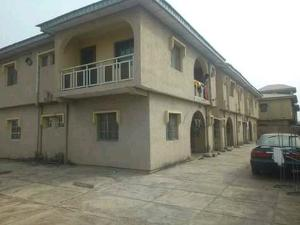 Blocks of Flats House for sale Off Isolo ijegun road Ijegun Ikotun/Igando Lagos