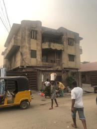 Blocks of Flats House for sale Ladi Lak, Off Pedro Road, Lagos.  Bariga Shomolu Lagos