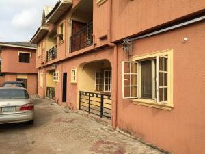 2 bedroom Blocks of Flats House for sale fish pond  Agric Ikorodu Lagos