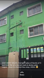 Blocks of Flats House for sale Akoka Yaba Lagos