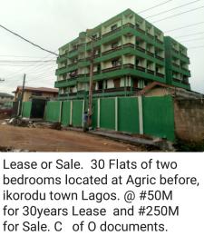 2 bedroom Blocks of Flats House for sale Ikorodu Lagos