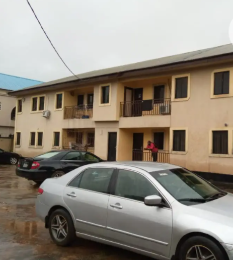Blocks of Flats House for sale ADP at Airport road close to the Police station Oredo Edo