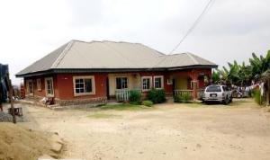 5 bedroom Semi Detached Bungalow House for sale Ikot omin off m/m highway, Calabar Cross River
