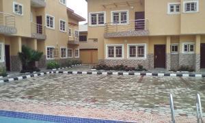 10 bedroom Terraced Duplex House for rent Saint Agnes Yaba Lagos