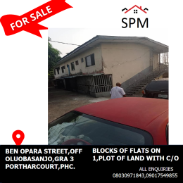 5 bedroom Mini flat Flat / Apartment for sale Benjamin Opara street,GRA  Phase 3, Off Olu Obasanjo road, B4 Rccg Kings Palace,Port Harcourt,RVS New GRA Port Harcourt Rivers