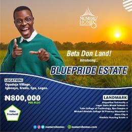 Residential Land Land for sale Oguduja, Village, Igbooye, Eredo, Epe. Epe Lagos