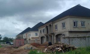 4 bedroom Semi Detached Duplex House for sale Galadimawa/Apo Rd; Duboyi Abuja