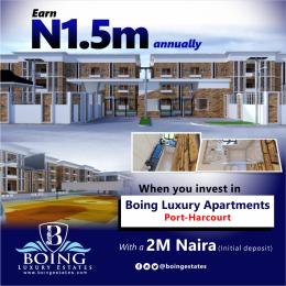1 bedroom mini flat  Studio Apartment Flat / Apartment for sale Behind University of Port Harcourt  Choba Port Harcourt Rivers