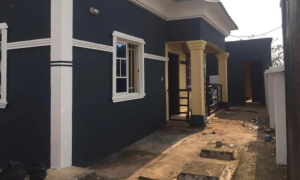 2 bedroom Flat / Apartment for rent Peanut Road Off Sapele road After Total Oredo Edo
