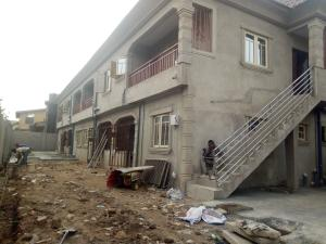 2 bedroom Flat / Apartment for rent Jibowu estate abule egba lagos Abule Egba Abule Egba Lagos