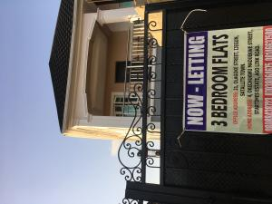 3 bedroom Shared Apartment Flat / Apartment for rent Victory Estate  Apple junction Amuwo Odofin Lagos