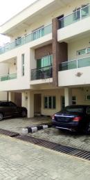 4 bedroom Terraced Duplex for rent Paradise Estate chevron Lekki Lagos