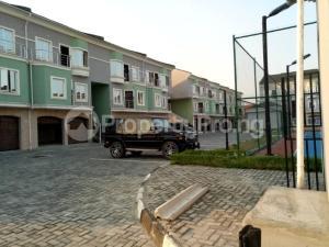4 bedroom Terraced Duplex House for sale Midland Court, beside Northern foreshore estate off Chevron drive, chevron Lekki Lagos