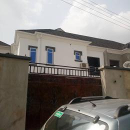 3 bedroom Semi Detached Duplex House for rent Oak View Estate chevron Lekki Lagos