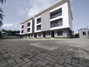 4 bedroom Terraced Duplex House for rent Atlantic View Estate Off New Road/igbo Efon Igbo-efon Lekki Lagos