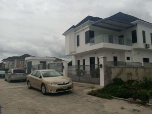 4 bedroom Detached Duplex House for sale Eden Garden Estate, close to Abraham Adesanya roundabout, Off Lekki-Epe Expressway Ajah Lagos