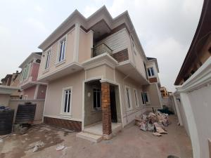 4 bedroom Detached Duplex House for sale River valley estate Ojodu Lagos