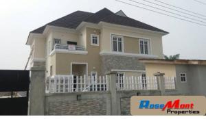 4 bedroom Detached Duplex House for sale Behind Mobil Estate Lekki Lagos