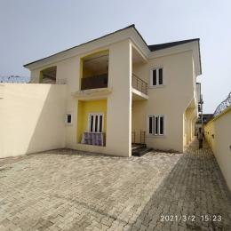 4 bedroom Detached Duplex House for sale SPG road Ologolo Lekki Lagos