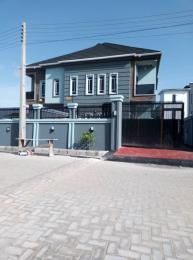 4 bedroom Semi Detached Duplex House for sale Peninsula Garden Estate Beside Blenco Supermarket, Sangotedo Ajah Lagos