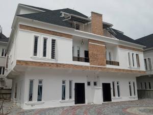 4 bedroom Semi Detached Duplex House for sale by lekki 2nd toll gate  Oral Estate Lekki Lagos