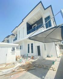 4 bedroom Semi Detached Duplex House for rent Chevron alternative, chevron Lekki Lagos