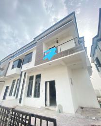 4 bedroom House for rent Inside An Estate chevron Lekki Lagos