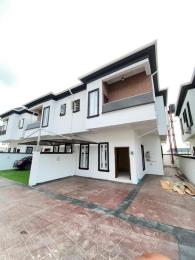 4 bedroom Semi Detached Duplex House for rent Ikota Villa Estate ikota, villa lekki Ikota Lekki Lagos