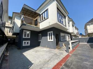 4 bedroom Semi Detached Duplex House for sale 6th roundabout Lekki Lagos