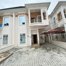 4 bedroom Semi Detached Duplex House for rent Orchid and very close to the road chevron Lekki Lagos