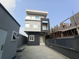 4 bedroom Semi Detached Duplex House for rent Ikate Right Ikate Lekki Lagos