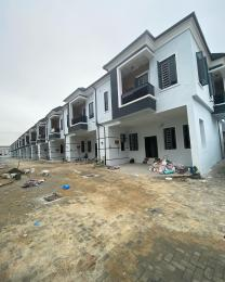 4 bedroom Terraced Duplex for sale Second Tollgate Lekki Lagos