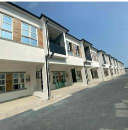4 bedroom Terraced Duplex House for rent Orchid hotel road, Lekki Lagos