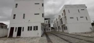 4 bedroom Terraced Duplex House for sale Access Through Blenco Supermarket And Thera Annex, Sangotedo Ajah Lagos