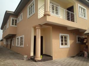4 bedroom Terraced Duplex House for rent Off Mobil Road  Ilaje Ajah Lagos