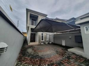 4 bedroom Semi Detached Duplex House for sale Behind Zenith bank Osapa london Lekki Lagos