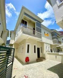 4 bedroom Semi Detached Duplex House for sale Off Chevron alternative chevron Lekki Lagos