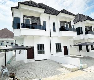4 bedroom Semi Detached Duplex for rent Osapa Estate Osapa london Lekki Lagos