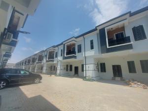 4 bedroom Terraced Duplex for sale Chevron 2nd Tollgate Lekki Phase 2 Lekki Lagos