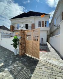 4 bedroom Detached Duplex for sale Chervon Toll Gate Orchid chevron Lekki Lagos