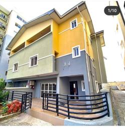 4 bedroom Semi Detached Duplex for rent Ikate Lekki Lagos