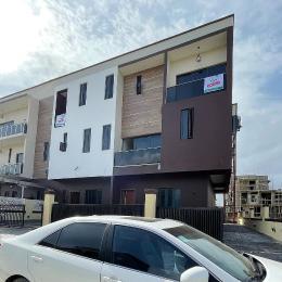 4 bedroom Terraced Duplex House for sale Orchid chevron Lekki Lagos