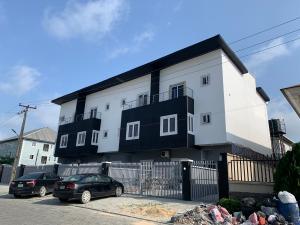4 bedroom Terraced Duplex House for rent U3 Estate, lekki right side  Lekki Phase 1 Lekki Lagos