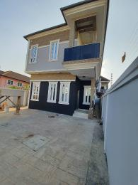 4 bedroom Semi Detached Duplex House for sale Omole ph2 estate via berger. Omole phase 2 Ojodu Lagos